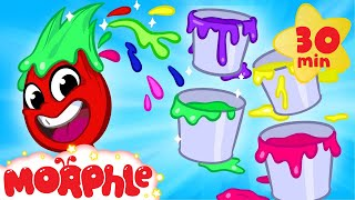 My Magic Color Game! Learn about colors for kids with Morphle!