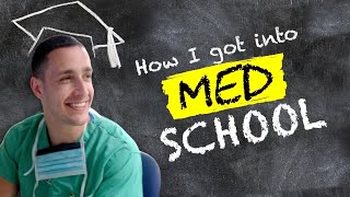 How I Got Into MED SCHOOL | My Pre-Med Journey | Doctor Mike