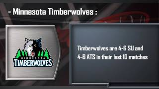 NBA Picks: Minnesota Timberwolves vs Phoenix Suns