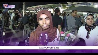 برافو..أذكى طفلة فالمغرب فازت بجائزة المسابقة الدولية لأكاديمية العباقرة بتونس (فيديو)   |   خارج البلاطو