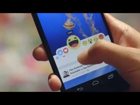 Facebook new Reaction more than just LIKE button