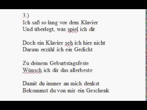 Geburtstagsgedicht erhardt lustig heinz Heinz Erhardt: