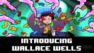 Scott Pilgrim Vs. The World: The Game Wallace Wells