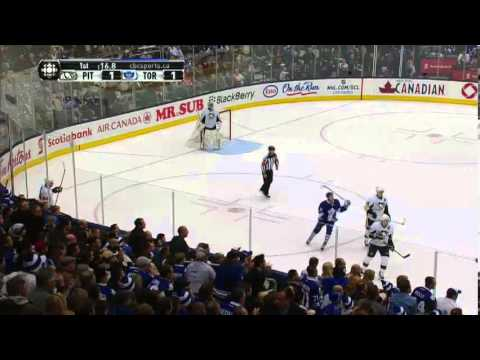 Pittsburgh Penguins at Toronto Maple Leafs - Game in Six - 26/10/2013