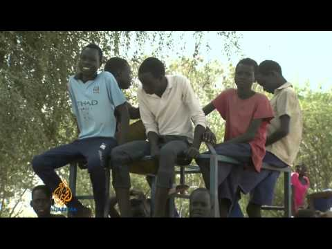 S Sudan's 'lost children' flee to Kenya