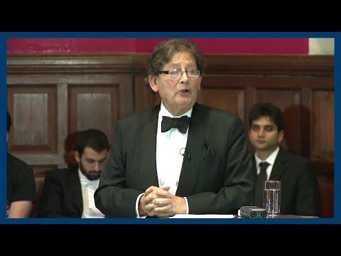The EU is a Threat to Democracy | Lord Nigel Lawson | Oxford Union
