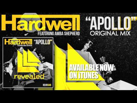 Hardwell - Apollo  ft Amba Shepherd (Original Mix)