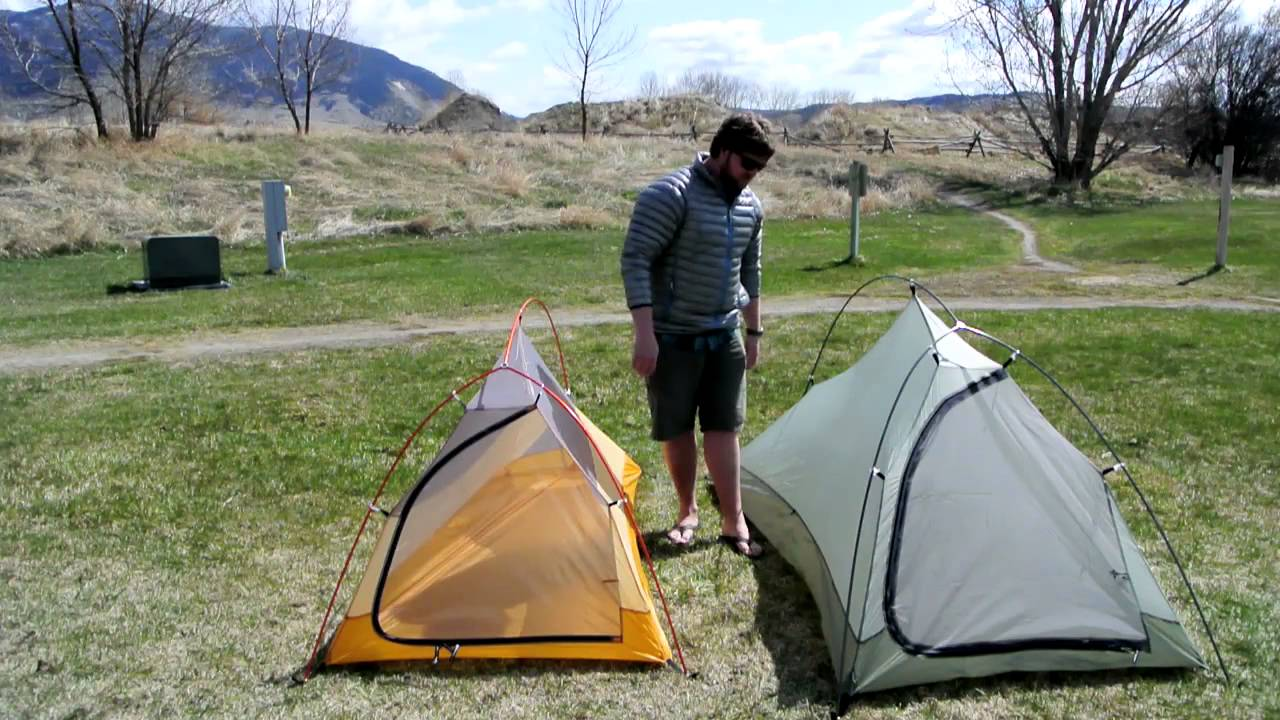 Big Agnes Slater Ul1 Review Youtube