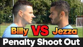BILLY WINGROVE VS JEREMY LYNCH | EPIC Penalty Shoot Out BATTLE