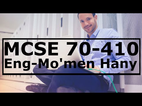 12-MCSE 70-410 (Installing and Configuring Windows Server 2012) (File and Print Server)By Momen Hany