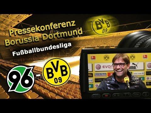 BVB Pressekonferenz : Hannover 96 - Borussia Dortmund : Schmelzer fällt aus!