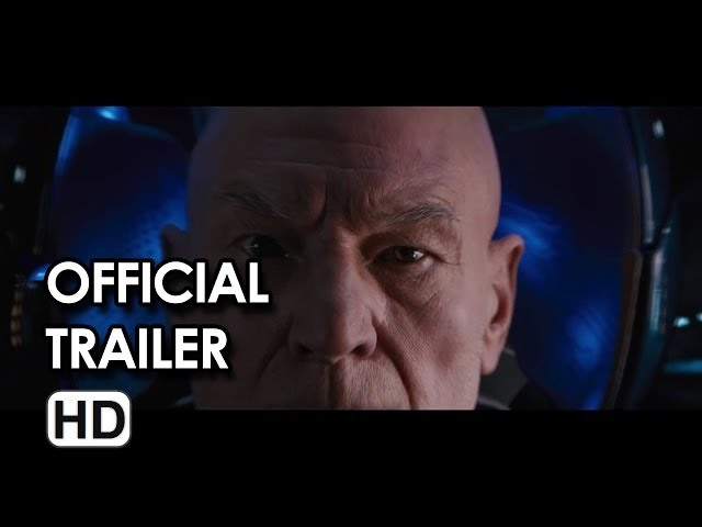 X-Men: Days of Future Past Official Trailer (2014)