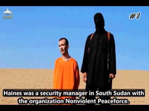 David Haines é o 3º executado pelos jihadistas do Estado Islâmico