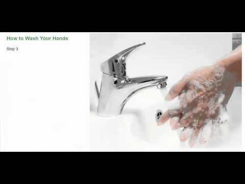 Preventing Cancer Infections: Hand Washing