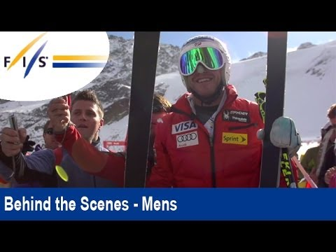 Ted Ligety Takes First in Solden - Behind the Scenes Mens