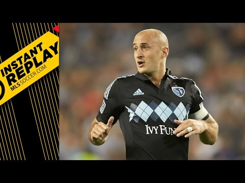 What made Aurelien Collin's challenge a red card? | Instant Replay