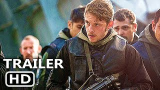 6 DAYS Trailer (Netflix movie - 2017) Jamie Bell, Mark Strong