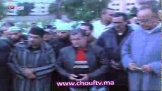 بالفيديو : جنازة الفنان المغربي محمد الحبشي | روبورتاج