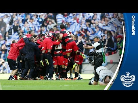 BOBBY ZAMORA'S PROMOTION WINNING GOAL: PLAY OFF FINAL v DERBY COUNTY AT WEMBLEY