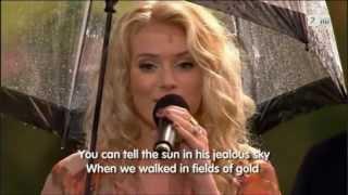 "Yohanna ""Fields Of Gold"" Jóhanna Guðrún"