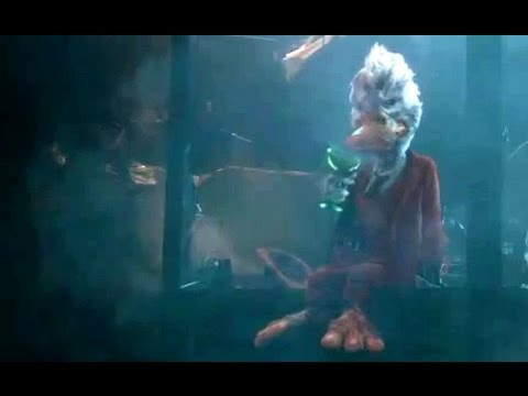 Guardians of the Galaxy Blu-ray Clip - Howard the Duck and The Collector (2014) Marvel Movie HD