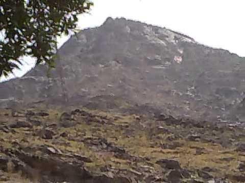 mountain of ghar e thor