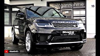 Range Rover Sport 2018 TR Test ''TR'de ilk kez''