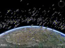 Real Time Satellites In Google Earth