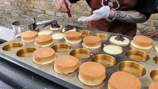 Así preparan los pasteles Imagawayaki