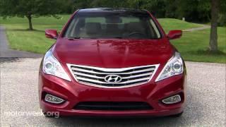 Road Test: 2012 Hyundai Azera videos