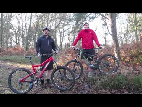 Mountain Bike Technique - Jumping Fundamentals Part 1