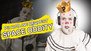 SPACE ODDITY - David Bowie cover - Puddles Pity Party