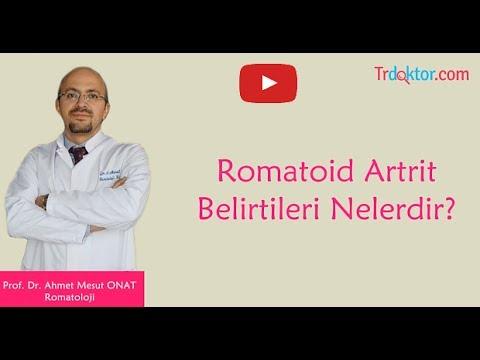 Romatoid Artrit Belirtileri Nelerdir?
