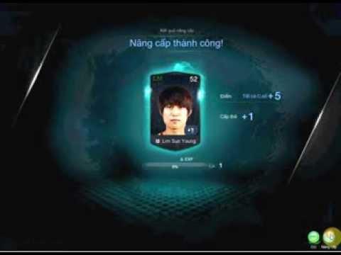 FIFA Online3 - Hướng Dẫn Cách Nâng Cấp Thẻ Thành Công 100%