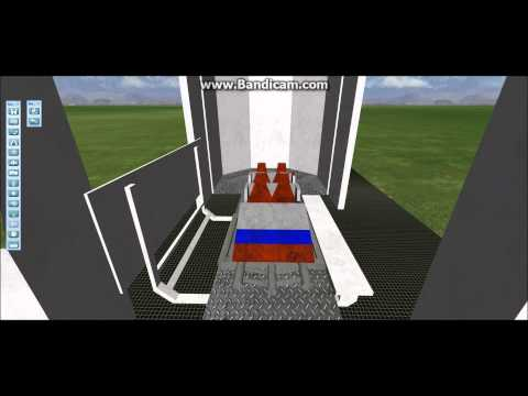 The Park Studio Lets animate! The first simulator ride!