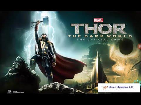 Video Clip Chơi Games Thor 2 Dark world - Level 2
