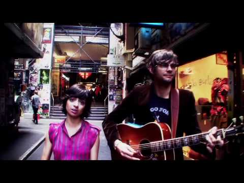 Dreams (in the street) ... Kate Micucci & Nick Thune