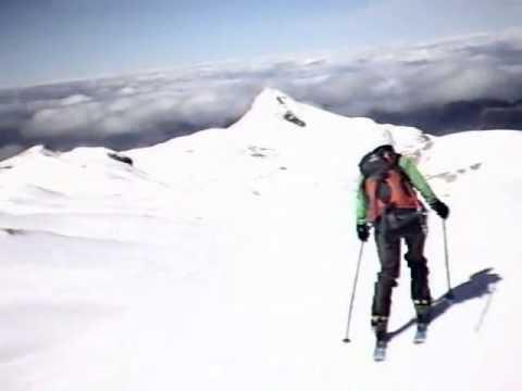Vídeo del descenso del Pic d'Anie / Auñamendi