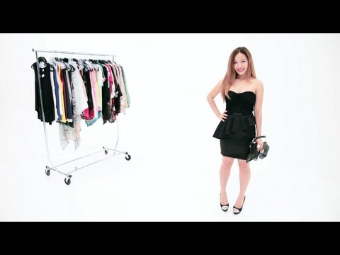 Fashion Talk : Little Black Dress, Will be updating this channel more and all the money made on this channel will go to the charity of your choice :)
