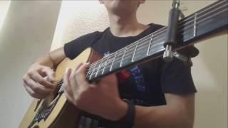 Trót yêu - Fingerstyle Guitar solo - Trọng Thô Bỉ