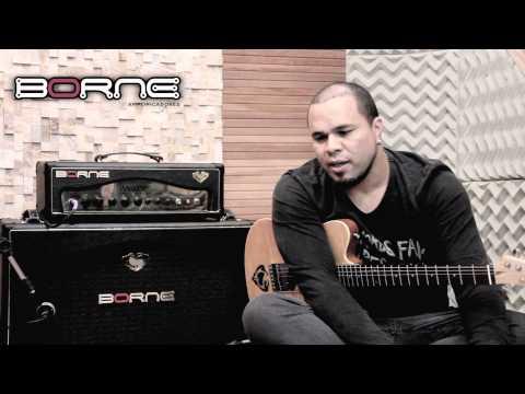 Lançamento do Amplificador Borne Warrior-Cacau Santos