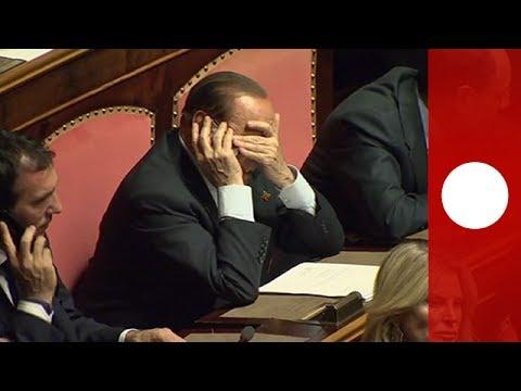 Silvio Berlusconi ai servizi sociali, a Cesano Boscone