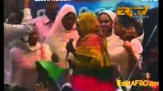 Eritrea-Tigre Song By Zaineb Bashirارتريا