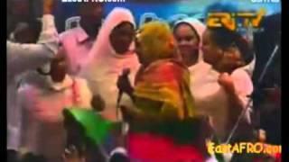 Eritrea-Tigre Song By Zaineb Bashirارتريا