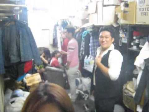 osang show in JAPAN 2 with DJ DURANO JAYCEE PARKER JENIFFER LEE & ANTOINETTE TAUS (part 1)