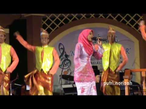 Naindung Mekar : Putri Norizah (Brunei) - Kesubukan (Live)