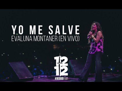Evaluna Montaner - Yo Me Salve (LIVE) - #JesusFest
