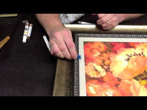 Picture Frame Repair by Finish Repair 2012.mp4