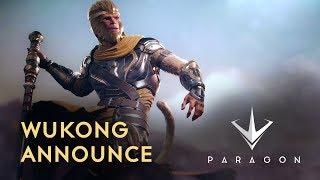 Paragon - Wukong Announce