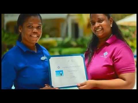 ONE CARIBBEAN REPORT   POINT GRACE & BAHAMIANS IN TCI June 17 2014